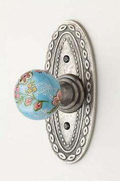 Marmara Plate Knob | Anthropologie.eu