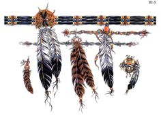 Artistic - Native American - Artistic - Tattoo - Tattoos - Psychedelic - Trippy
