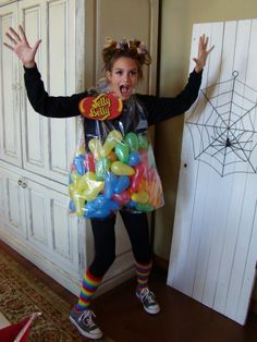 Jelly Bean Costume!