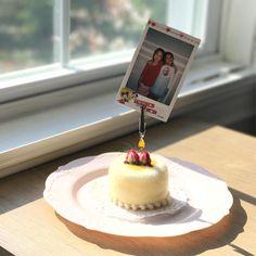 Mini Strawberry Cake Headband Birthday Cake Headband Tea Party