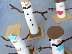 These Grace Filled Days: A Snow Themed Party