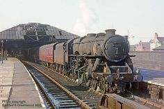 David Heys steam diesel photo collection - 48 - RAIL MODELLING PAGE