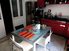 Kitchen in B&B (Rome)