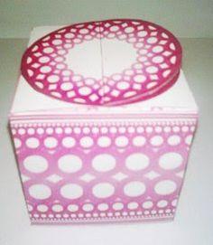 Don't Eat the Paste: Circle pattern boxes