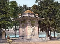 #Küçüksu Mihrişah Sultan Çeşmesi (~1900. #Beykoz)