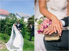 Hagebryllup fra Bømlo av Sparks Studios | Norwegian Wedding Magazine