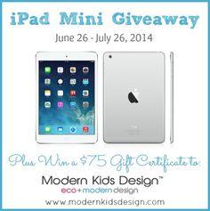 Win an iPad and Gift Certificate - Work Money Fun