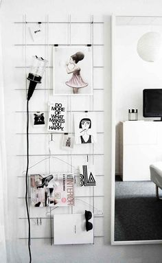 15 Minimalist Hacks To Maximize Your Life | Definitely stealing this for my room!  #minimalist #design #style #stylishhome