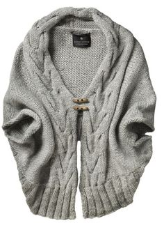 i would love to knit something like this. Looks totally brainstormable.