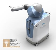 MAKO 1 - Rio® Robotic Arm Interactive Orthopedic System Medical Design, Healthcare Design, Medical Robots, Robot Arm, Design Language, Medical Equipment, Medical Care, Industrial Design, Design Inspiration
