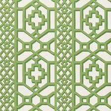 Jade Wallcovering by F Schumacher Wallpaper