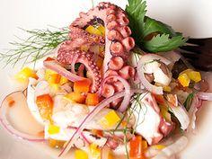 Receita fresca, ideal para um dia de verão, pode ser servida com uma salada.