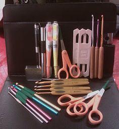 crochet tool kit