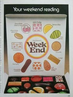 Weekend Chocolates