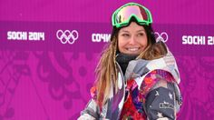 Jamie Louise Anderson is an American snowboarder from South Lake Tahoe. At the 2014 Winter Olympics in Sochi, Russia, she won the gold medal in the inaugural Women's Slopestyle Event. Winter Olympics 2014, Usa Olympics, Jamie Anderson, Mikaela Shiffrin, Olympic Village, Gold Medal Winners, Usa Gold, Snowboarding Women, Olympic Athletes