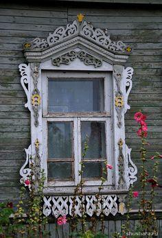 Наличник. Волково.\village Volkovo Tveri area