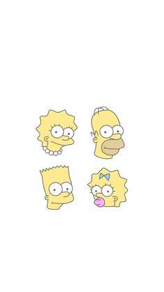 Simpson Wallpaper Iphone, Wallpaper Iphone Disney, Cartoon Wallpaper, Mushroom Wallpaper, Simpsons Art, Sailor Moon Wallpaper, Cartoon Shows, Cute Wallpapers, Aesthetic Wallpapers