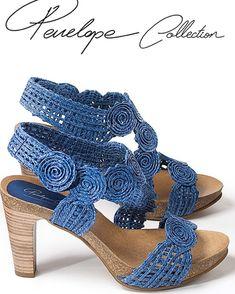 Llega el buen tiempo y las sandalias de @penelopecollection