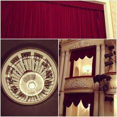 Theater  #loveit #theater #russia #fashionblogger #cool #beautiful #freetime #instadaily #action - @daria_kunilovskaya- #webstagram