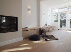 Lichtplan woonkamer haard – Design by Meyn