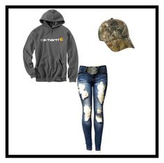 Untitled #59 by reptilegirl99 on Polyvore featuring polyvore, fashion, style, Carhartt and clothing