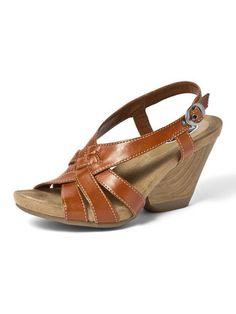 Braided leather sandals HELPER - Dr Scholl.