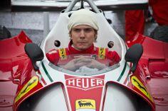 Daniel Bruhl stars as Niki Lauda