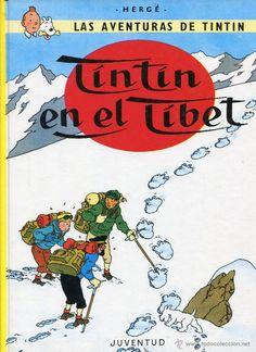 tintin en el tibet