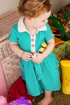 Oliver + S Jump Rope Dress by george, via Flickr