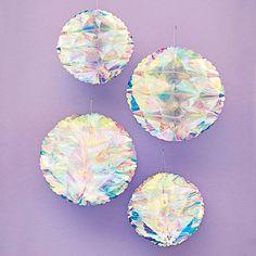 Iridescent Honeycombs | Paper Source