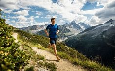 Ultra Trail Running in the French Alps