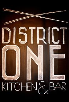 District One Kitchen And Bar First Kitchen Las Vegas Fusion Dishes
