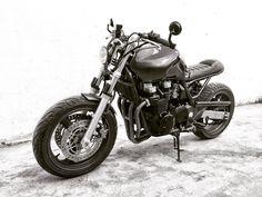 1994 ZR7 Kawasaki 750cc Custom Cambodia