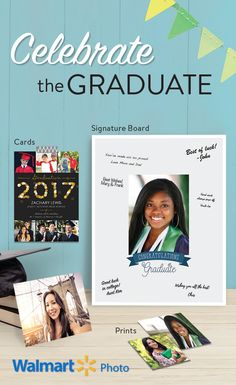 Walmart is your destination for all things  Grad.  Everyone will enjoy prints, cards  and gifts.  All at Everyday Low Prices.