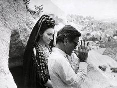 Maria Callas and Pasolini