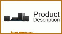 Sony 5.1 Channel 3D Blu ray Home Theater System