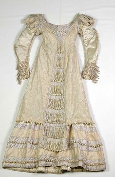 dress of Empress Josephine