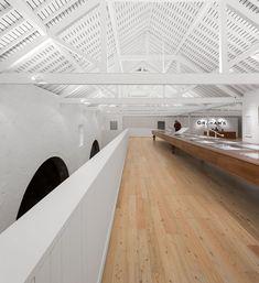 Graham's 1890 Lodge . Port . wine cellar . Caves de vinho do Porto . Luis Loureiro arquitecto + P06 . Architecture and Design