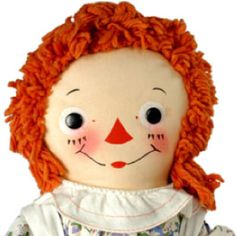 My Gram made me my first Ragedy Ann doll...I played Ragedy Ann dolls with her neighbor's child, Jennifer.  I did not know it back then, but Jennifer was mentally challenged. However, I was the one who learned a lot from Jennifer...and my Ragedy Ann doll gave us common ground.... H.S.