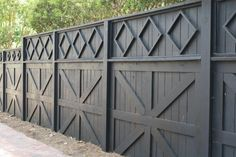 If there is a need for a taller fence.. #fence