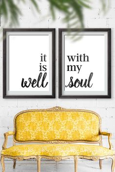 It Is Well With My Soul | Free Printables