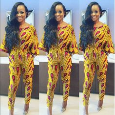 b7ca692e8c9 Latest Ankara Fashion  100+ Super Stylish   Glam Ankara Jumpsuits Styles  For The Perfect Wedding Guest