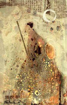 """Wanderer"" Eva Macie - Art work made using CitraSolv - Runner up in the ""Inspire Your Heart"" contest."