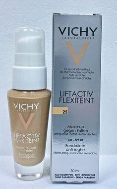 Vichy Liftactiv Flexiteint Anti-Wrikle Foundation Lifting Effect Shampoo, Foundation, Make Up, Products, Sensitive Skin, Makeup, Foundation Series, Beauty Makeup, Bronzer Makeup