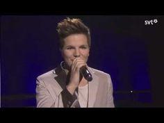 [WINNER] Eurovision 2013 Sweden: Robin Stjernberg - You (LIVE AT NATIONAL FINAL) - YouTube