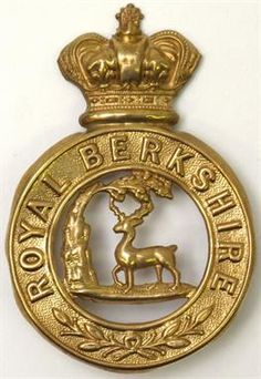 Lot 118 – Victorian Royal Berkshire – Military & Collectables 30 Apr 2014 http://www.candtauctions.co.uk/