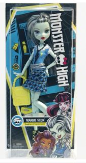 All about Monster High: Monster High new collection, dolls & playsets 2016