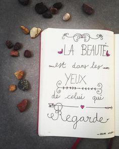 Invente ta plume : idées de challenges / Les challenges calligraphie/lettrage