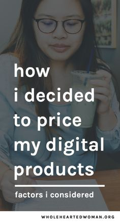 how i decided to price my digital products   advice on pricing your online products   monetizing your blog and business   tips on creating digital products   graphic design templates for bloggers and creative entrepreneurs   resources and tools for bloggers   business card design templates   customizable instagram story templates  pricing models for digital products   selling digital downloads