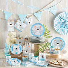 Bear Napkins / Bear Luncheon Napkins / Bear Birthday Napkins / Bear Party Napkins / Camping / Wilderness / Great Outdoors / Let's Explore / Baby Shower Napkins, Party Napkins, Party Plates, Cake Plates, Dinner Plates, Dessert Plates, Build A Bear Birthday, Happy Birthday, Polar Bear Party
